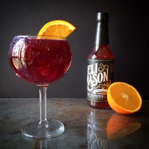 Old Fashioned Sangria