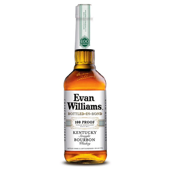 Evan Williams Bottled-in-Bond Bourbon Whiskey