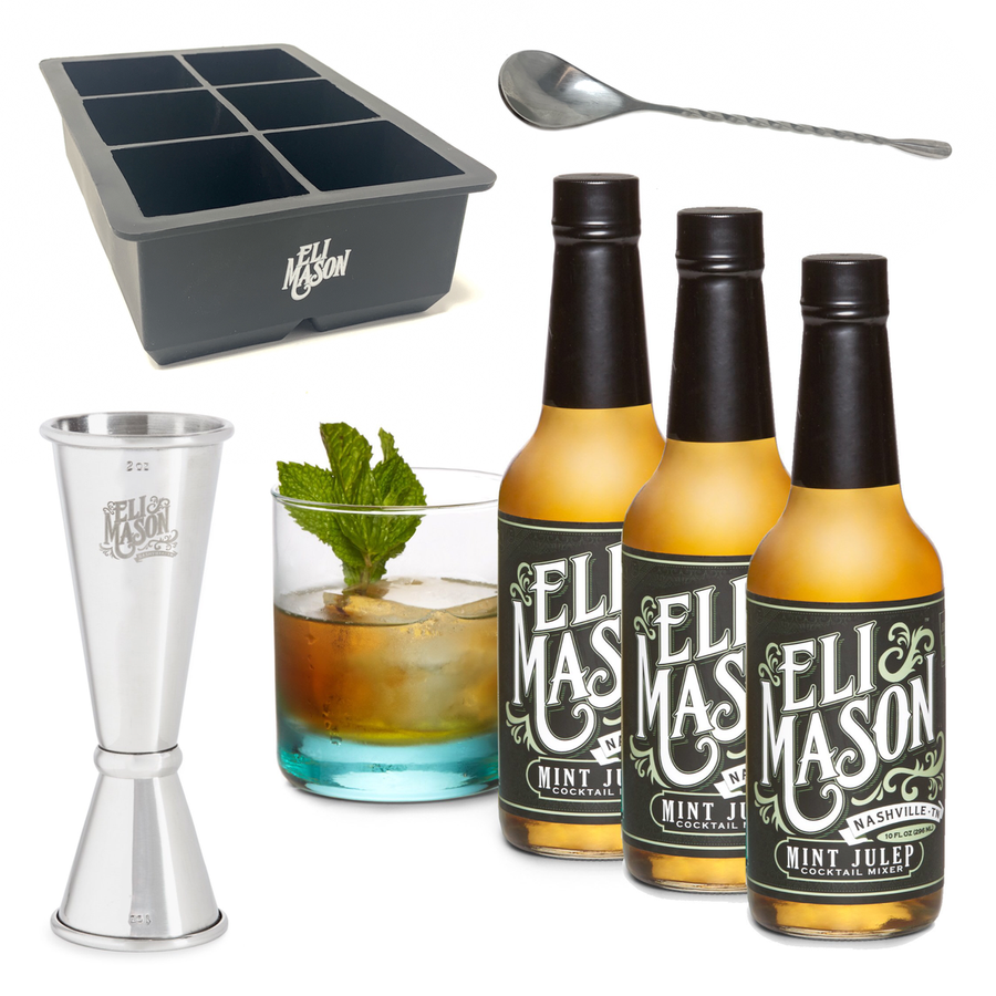 Mint Julep Kit