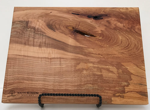 Spalted Maple Serving Board - Blossom Road