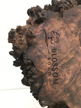 Black Walnut Burl Serving Board - Blossom Road
