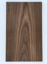 Solid Black Walnut Artisan Serving Board - Blossom Road