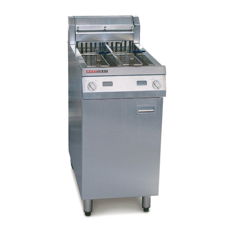 Austheat Freestanding Electric Deep Fryer AF822