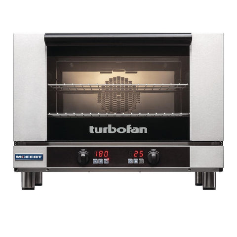 Turbofan by Moffat Full Size Digital Electric Convection Oven E27D2