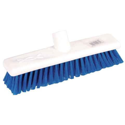 Jantex Soft Washable Broomhead Blue 300mm