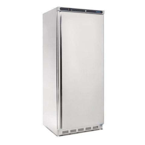 Polar Single Door Fridge 600Ltr Stainless Steel