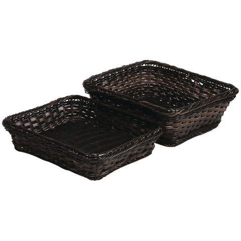 APS Polyratten Basket Broiwn GN 1/2 65mm