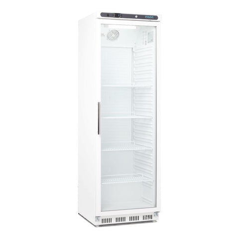 Polar Glass Door Refrigerator 400Ltr