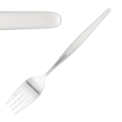 Tablekraft Princess Table Fork 18/10 (Pack of 12)