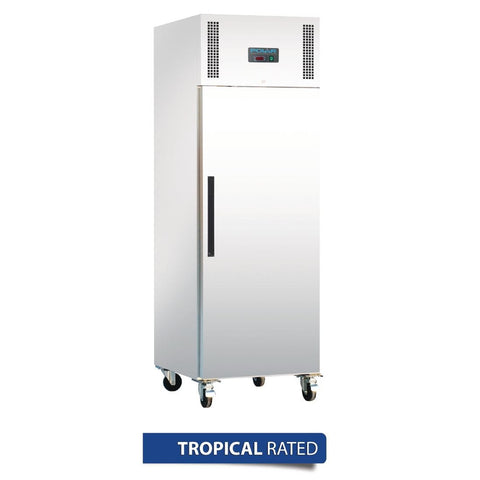 Polar Upright Fridge 600Ltr