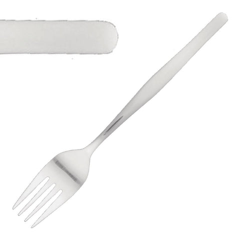 Tablekraft Princess Dessert Fork 18/10 (Pack of 12)