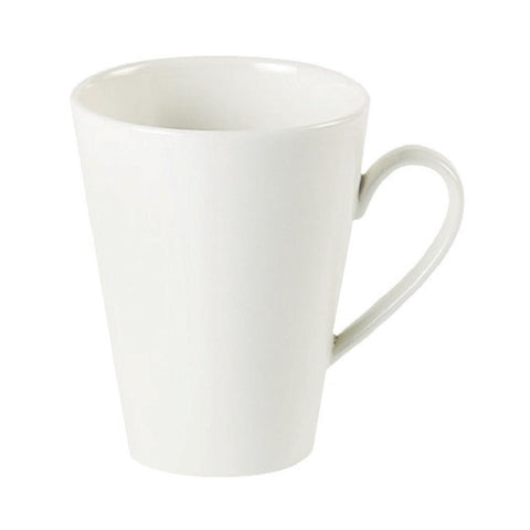 Australian Fine China Flinders Latte Mug Large 350ml (Pack of 12)