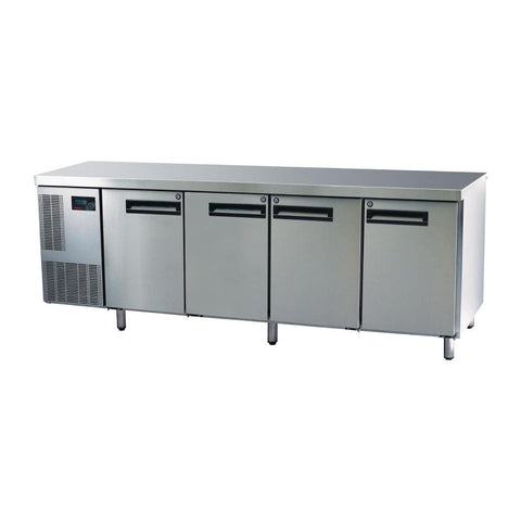 Skope Pegasus 4 Door Gastronorm Counter Fridge PG550