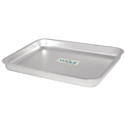 Vogue Aluminium Bakewell Pan 420mm