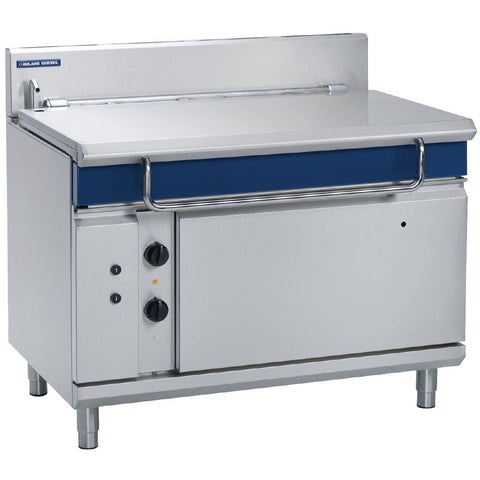 Blue Seal by Moffat 1200mm 120 Ltr Bratt Pan with Electric Tilt Natural Gas G580-12E