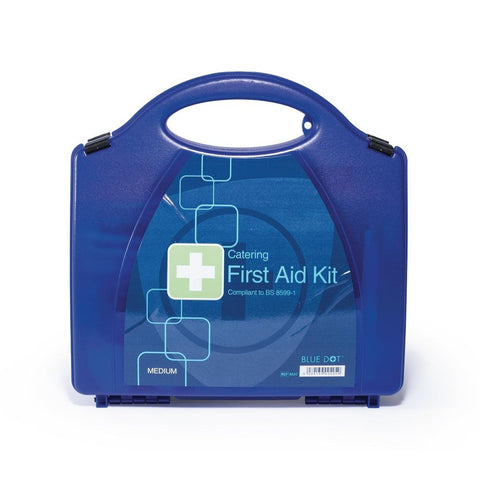 Blue Dot First Aid Kit Medium Catering