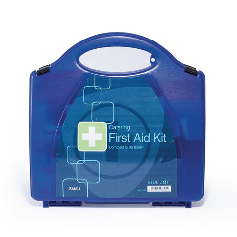 Blue Dot First Aid Kit Small Catering