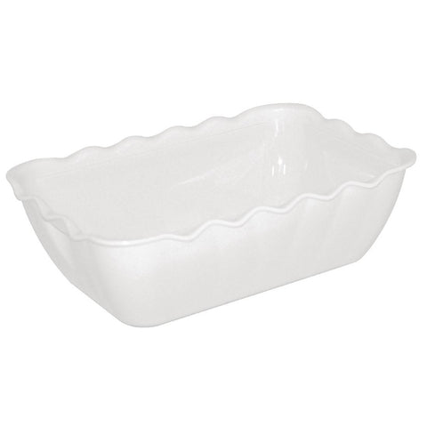 Kristallon Salad Crock 2Ltr White