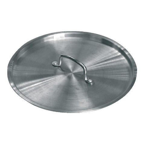 Vogue Deep Boiling Pot Lid 235mm
