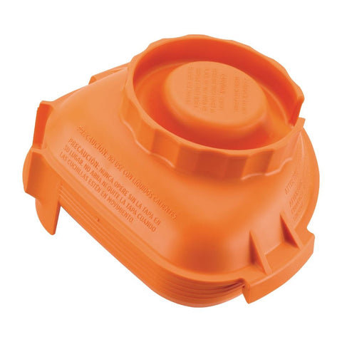 Vitamix Advance Single Piece Orange Lid VM58994