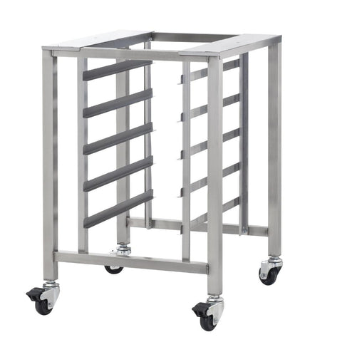 Turbofan by Moffat Stainless Steel Stand With Tray Racks for GE762 SK33