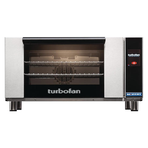 Turbofan by Moffat Half Size Electric Convection Oven with Touch Screen Control E23T3