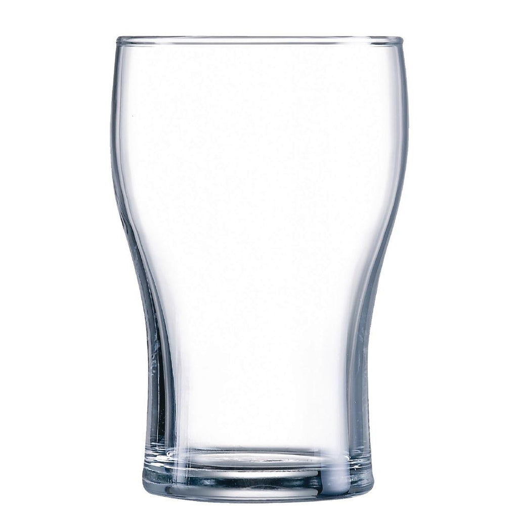 Arcoroc Washington Beer Glasses 285ml (Pack of 72)