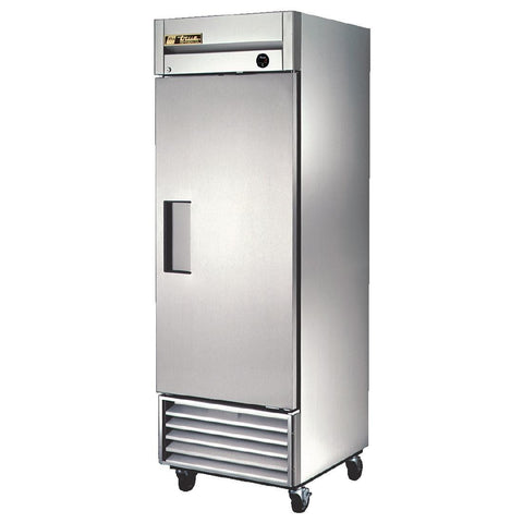 True Upright Fridge 588Ltr Stainless Steel T-23
