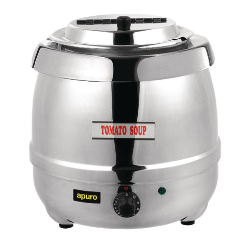 Apuro Stainless Steel Soup Kettle