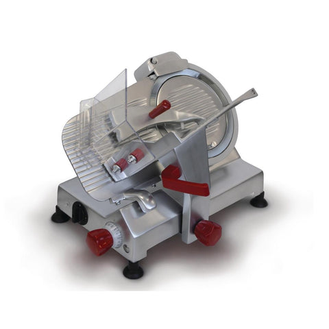 NOAW Manual Gravity Feed Meat Slicer NS250HD