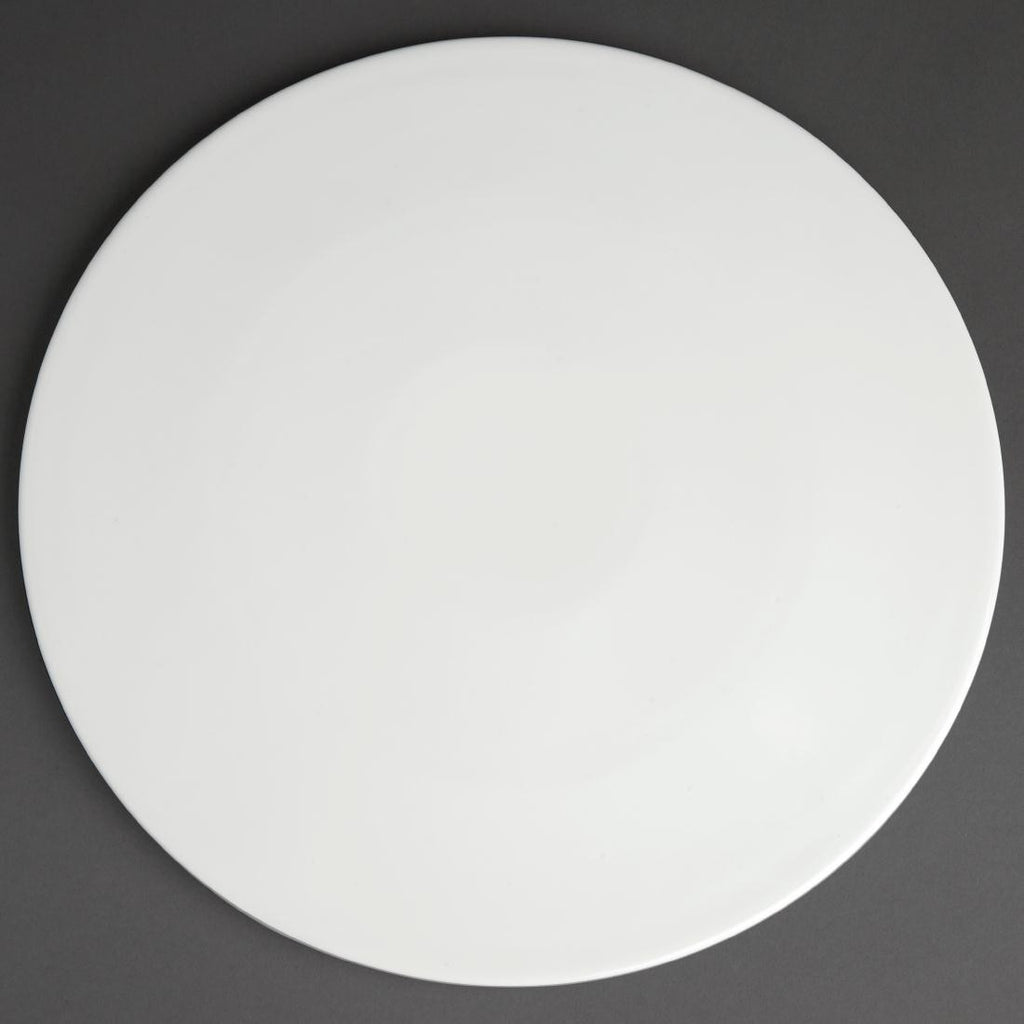 Olympia Pizza Plate 330mm (Pack of 6)