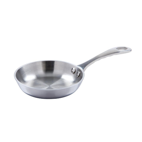 Vogue Tri Wall Mini Frying Pan 100mm