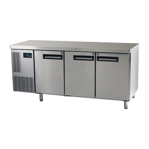 Skope Pegasus 3 Door Gastronorm Counter Fridge PG400