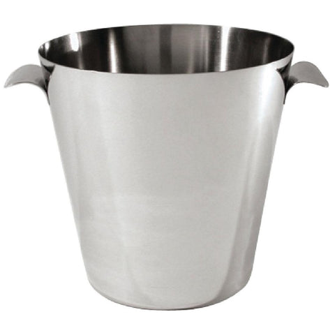 Stainless Steel Ice Bucket with Handles