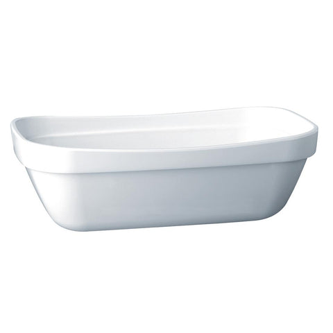APS Basket Bowl White GN 1/2