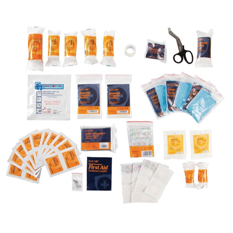 Blue Dot First Aid Kit Refill Small