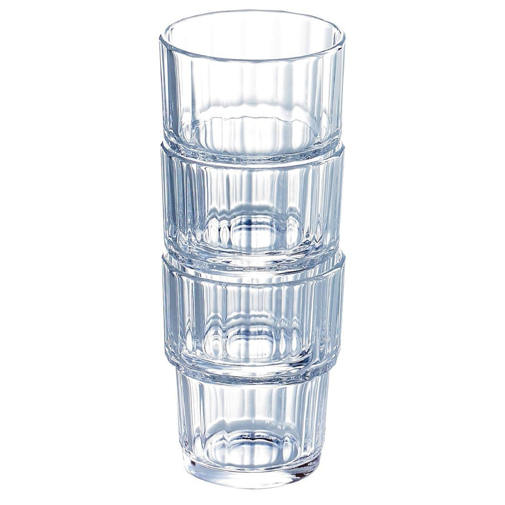 Arcoroc Norvege Old Fashioned Tumblers 250ml (Pack of 72)