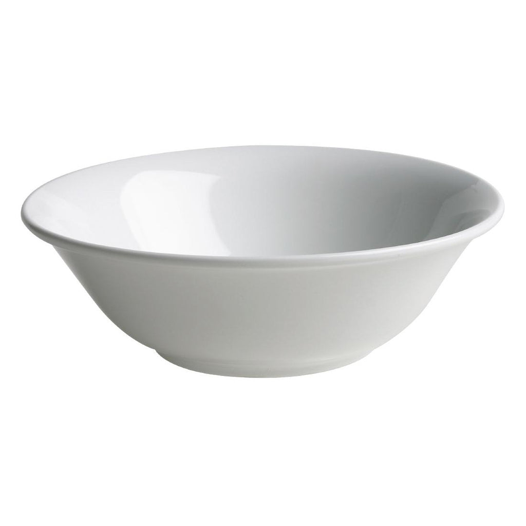 Australian Fine China Bistro Oatmeal Bowls 178mm (Pack of 36)