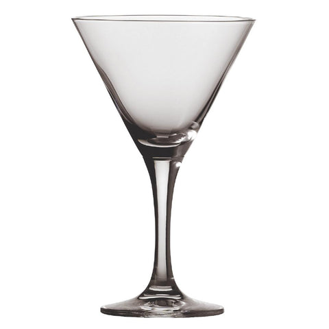 Schott Zwiesel Mondial Crystal Martini Glasses 242ml (Pack of 6)
