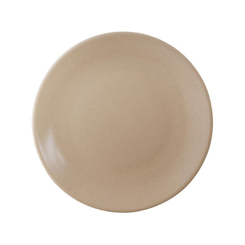 Zuma Coupe Plate 230mm Sand (Pack of 6)