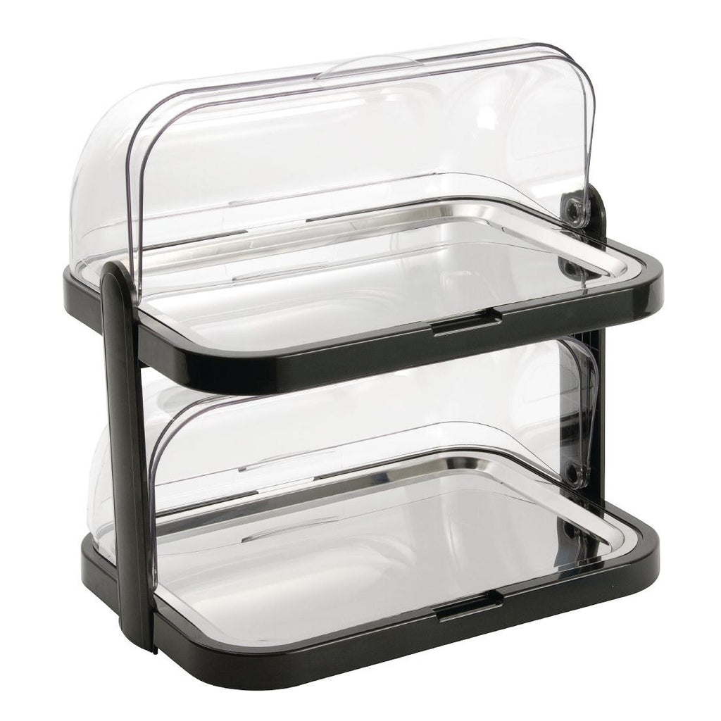APS Double Decker Roll Top Cool Plate