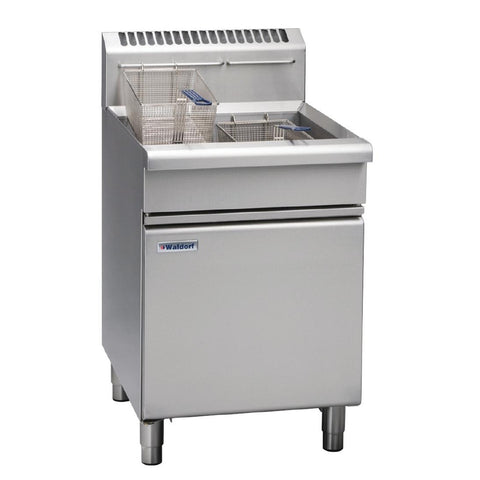 Waldorf by Moffat Single Pan LPG Gas Deep Fryer FN8130G