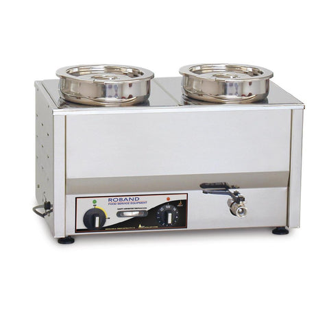 Roband Counter Top Bain Marie BM2E