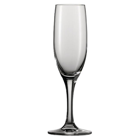 Schott Zwiesel Mondial Crystal Champagne Flutes 205ml (Pack of 6)