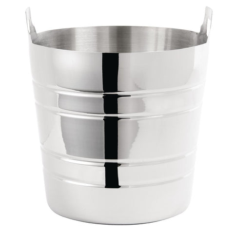 Olympia Stainless Steel Wine Bucket Polished