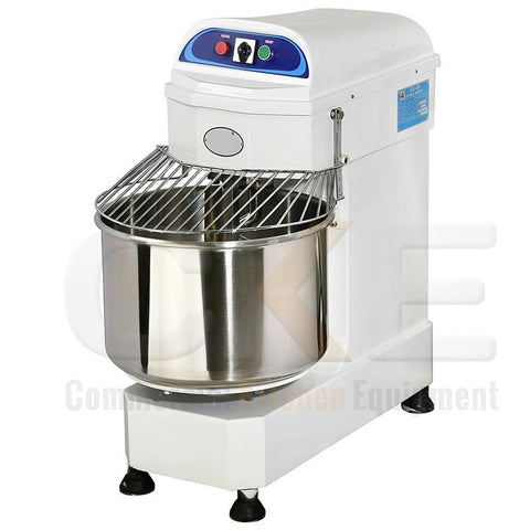 50 Litre Spiral Pizza Dough Mixer