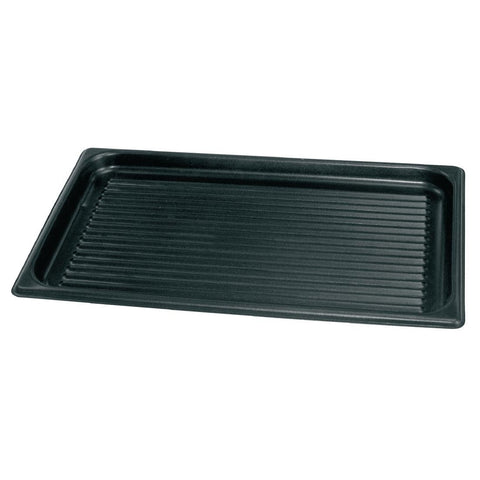 Vogue Ridged Non Stick Baking Sheet