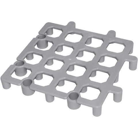 Vogue Plastic Dunnage Floor Rack (Pack of 2)