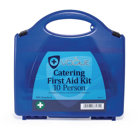 Vogue HSE First Aid Kit Catering 10 person