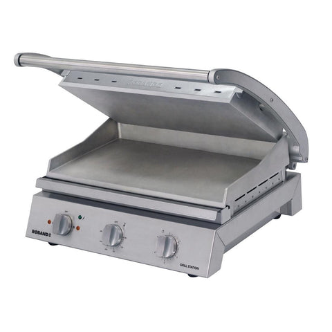 Roband Grill Station Ribbed Top Plate GSA815R